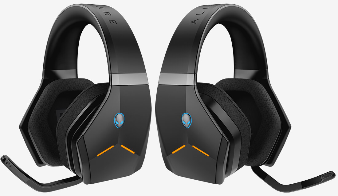 Alienware returns to gaming headsets after a nine-year layoff