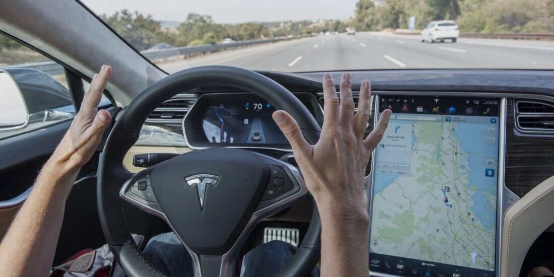 NTSB report claims Tesla Model X sped up with Autopilot engaged before fatal March crash