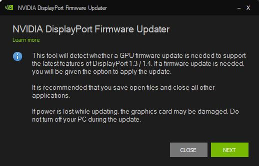 Nvidia releases fix for DisplayPort issues on Maxwell and
