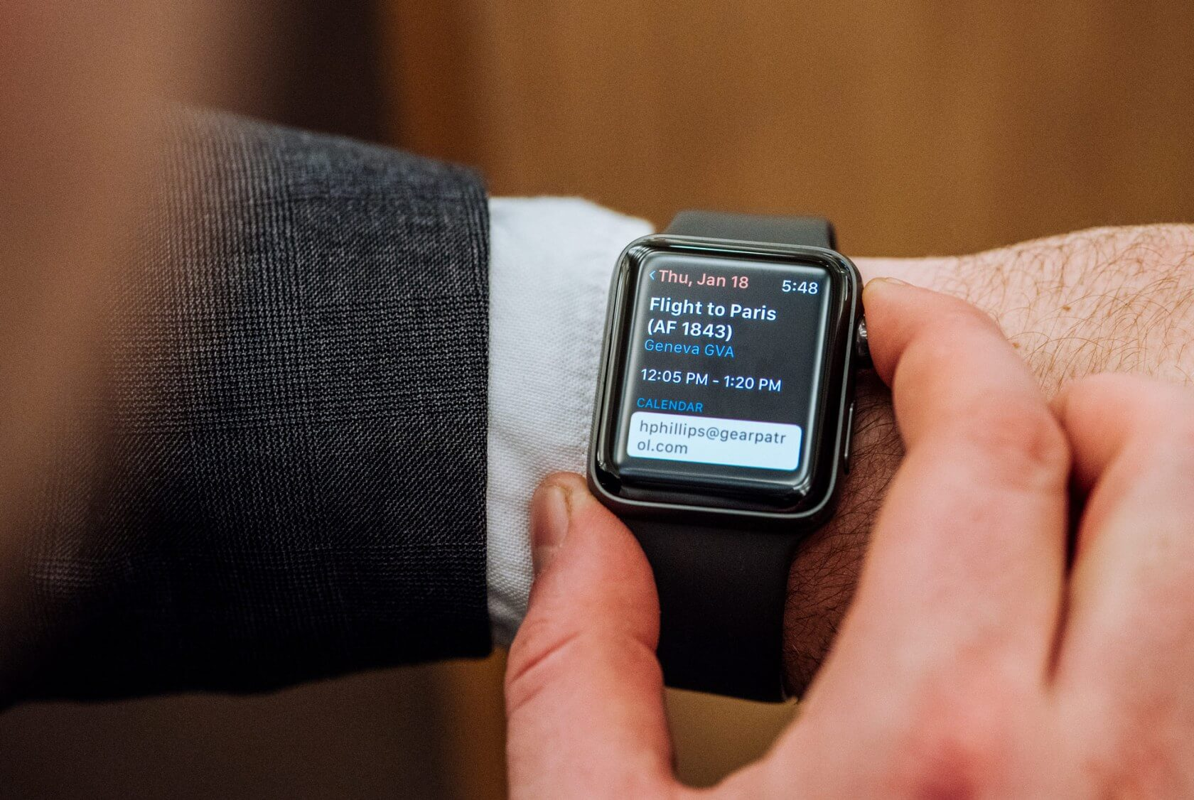 Apple Watch is reportedly ditching its physical buttons - TechSpot