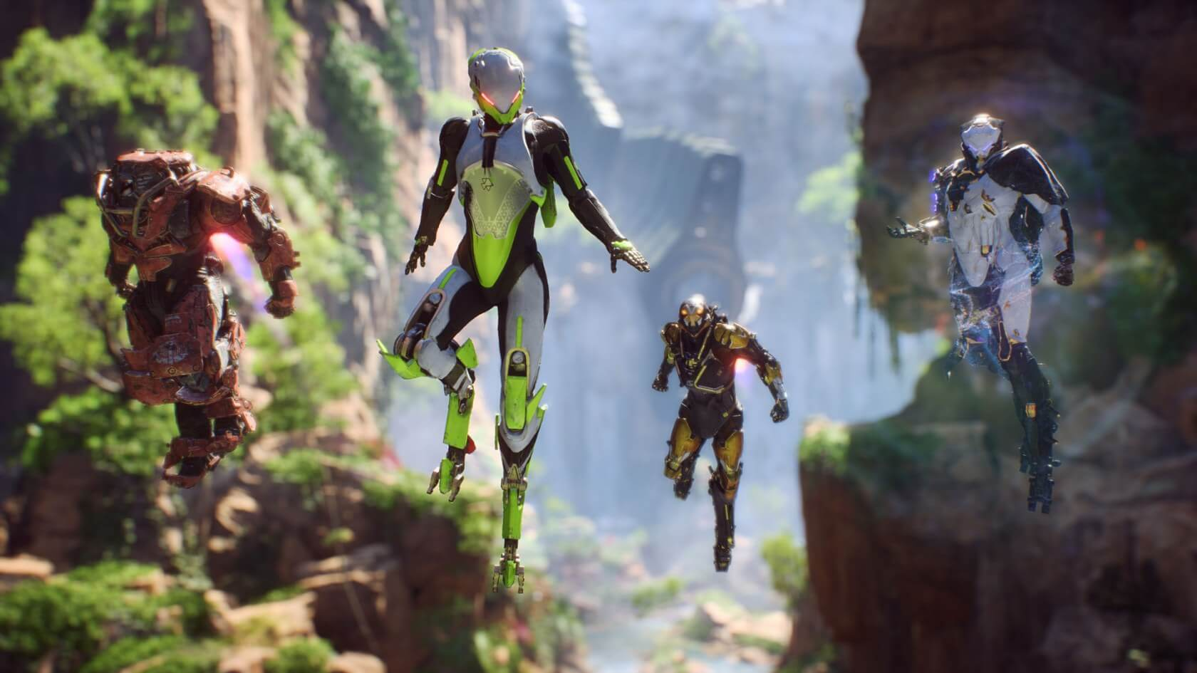 E3 2018: EA Reveals New Details About Anthem