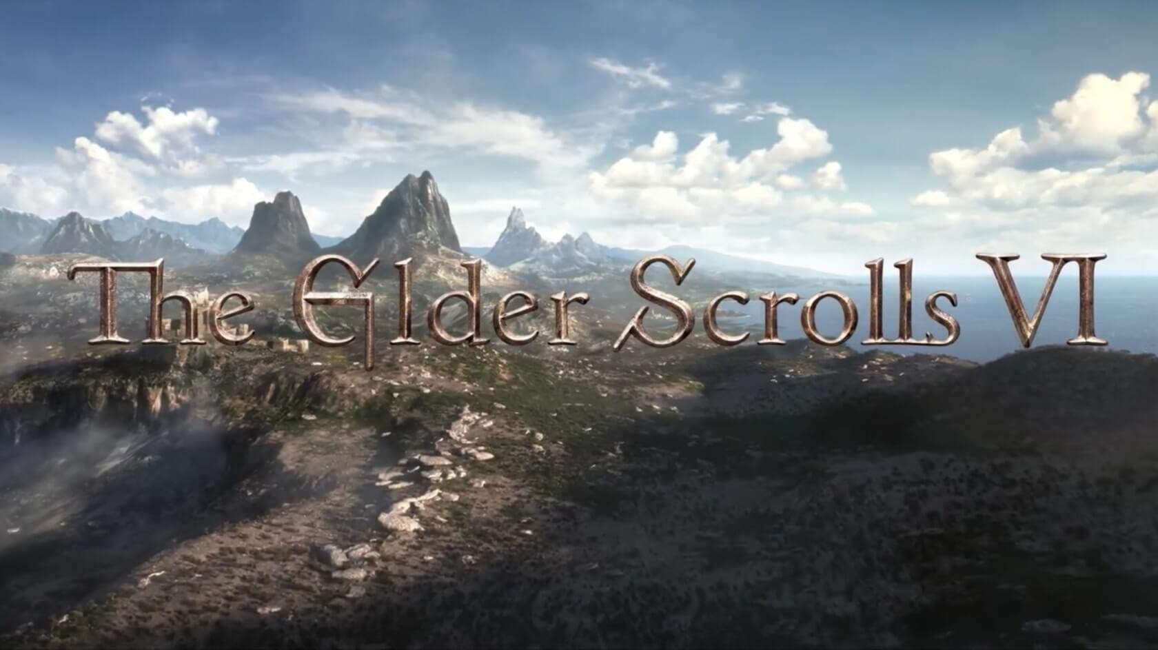 The Elder Scrolls VI announced, new trailer released
