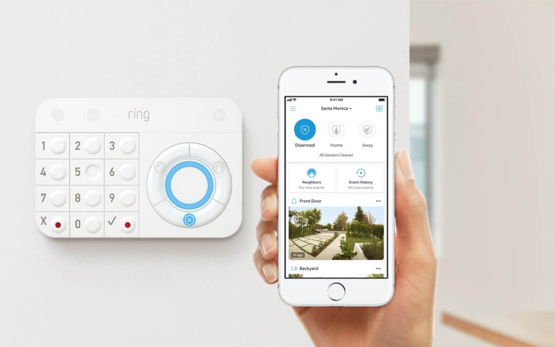 ring s 199 alarm budget smart home security system launches on