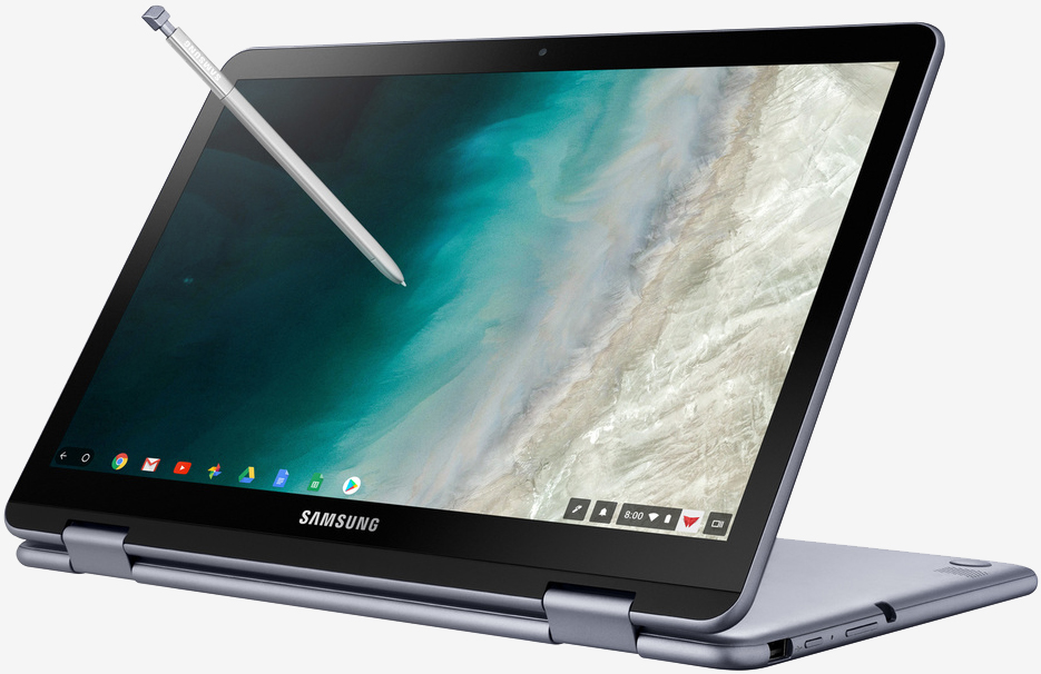 Samsung Chromebook Plus (V2) 2-in-1 laptop announced