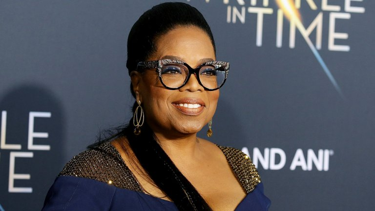 Oprah Winfrey signs multi-year content deal with Apple