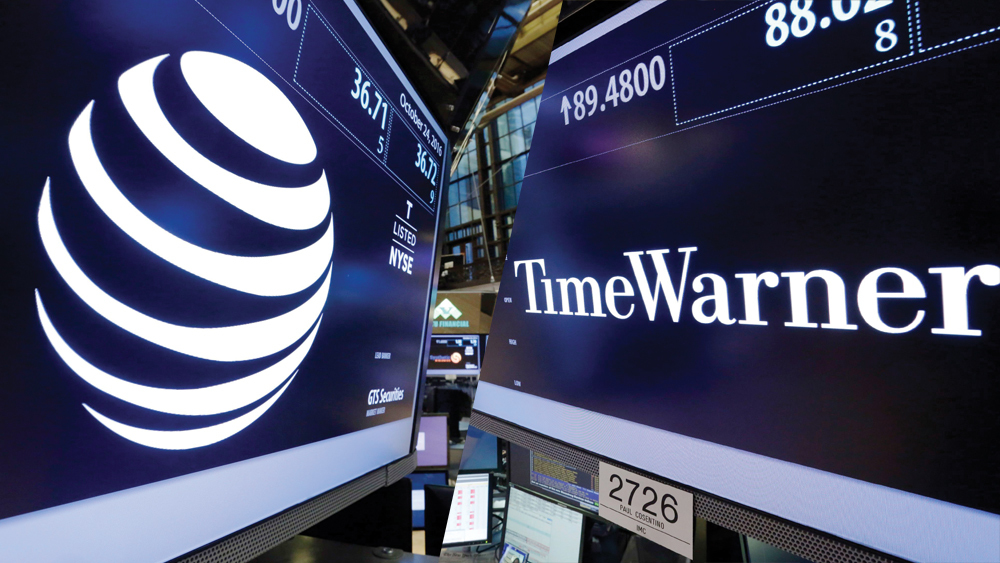 AT&T completes mega merger with Time Warner