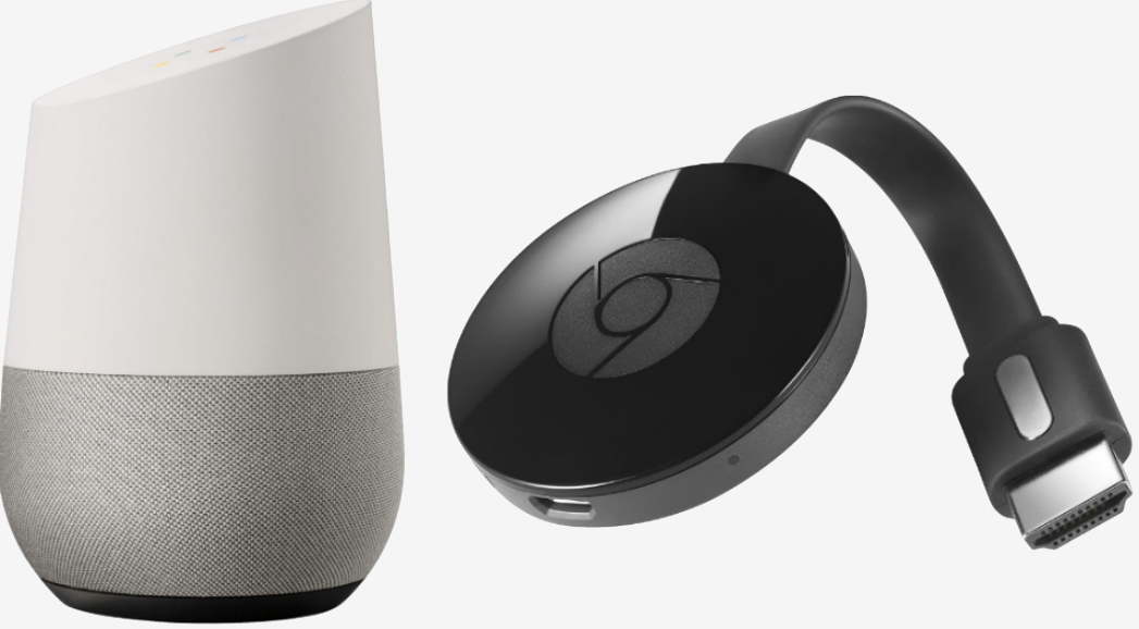 Google Home, Chromecast can tell bad guys where you live