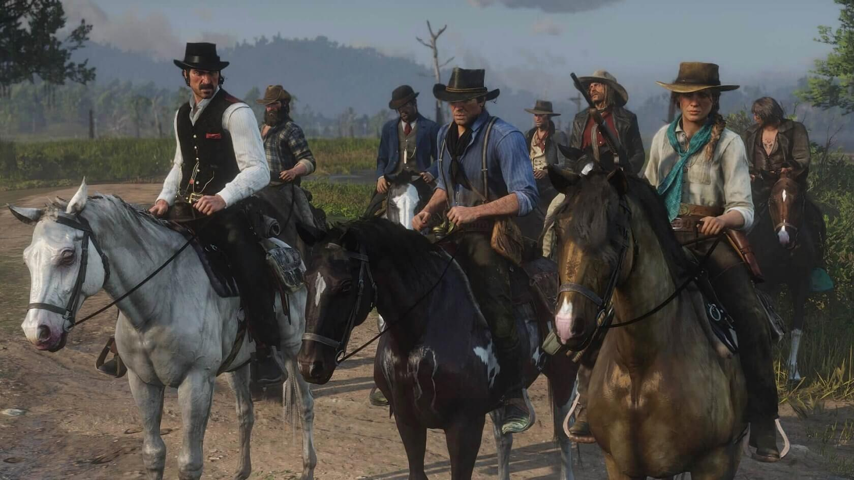 Red Dead Redemption 2 publisher says single-player gaming is not dying