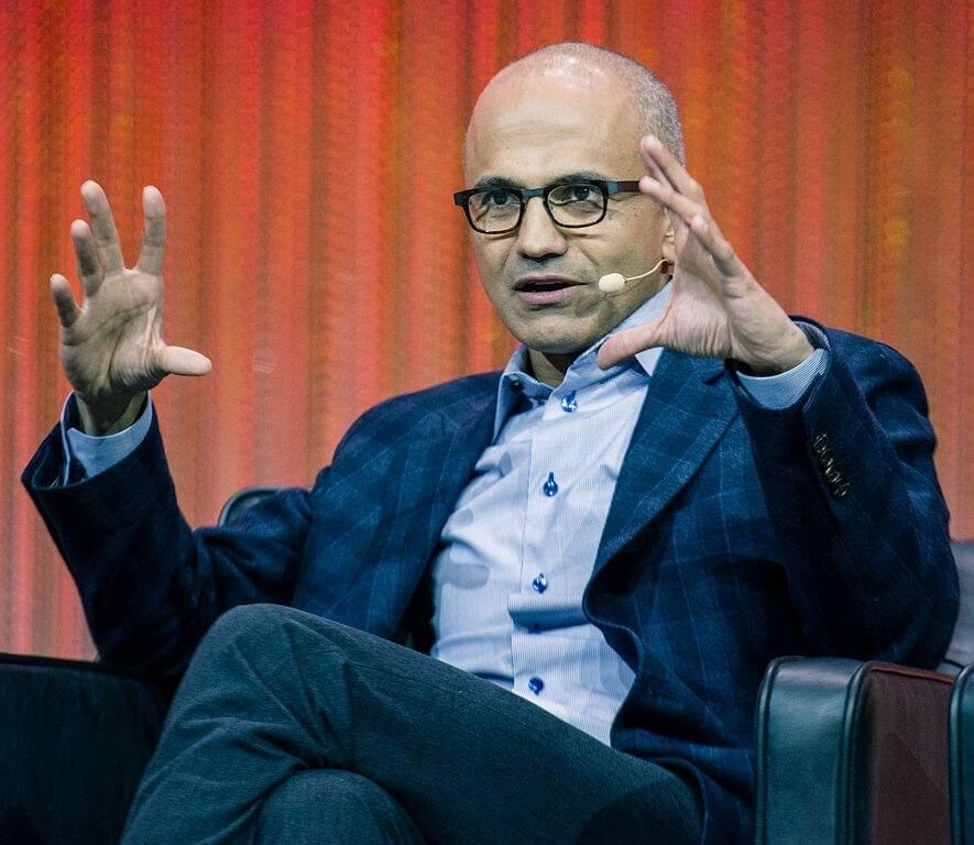 CEO Satya Nadella replies to employee demands for Microsoft to end contract with ICE