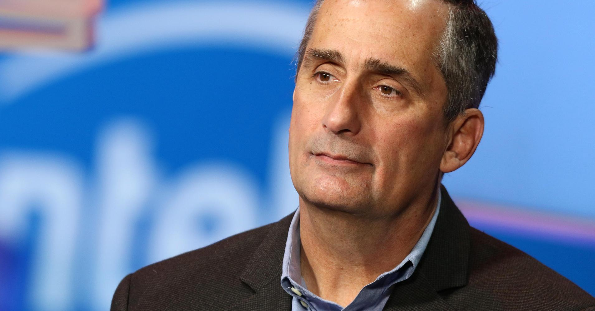 Intel CEO Brian Krzanich resigns over consensual relationship with employee