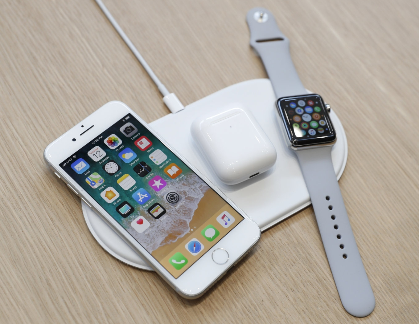 Apple met with technical hurdles in developing AirPower wireless charging mat