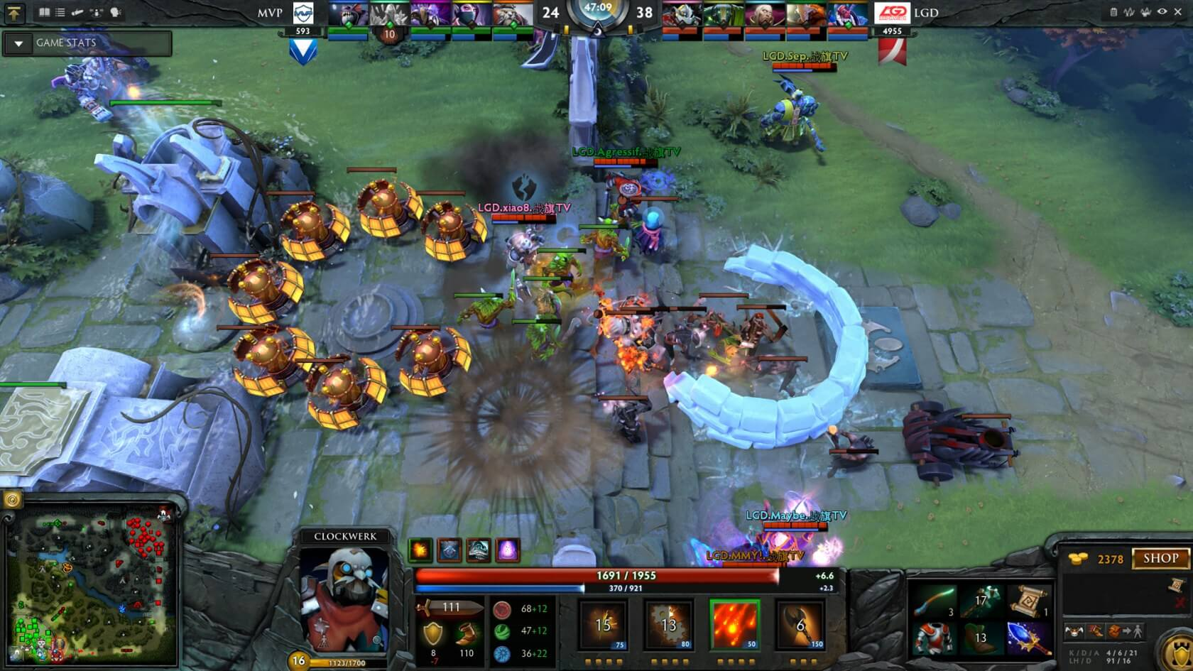 OpenAI has a Dota 2 team consisting of self-taught bots than can beat top amateur teams