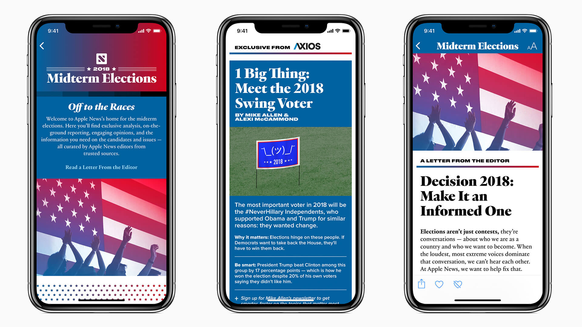 apple news editors are shaping the way ios users receive election