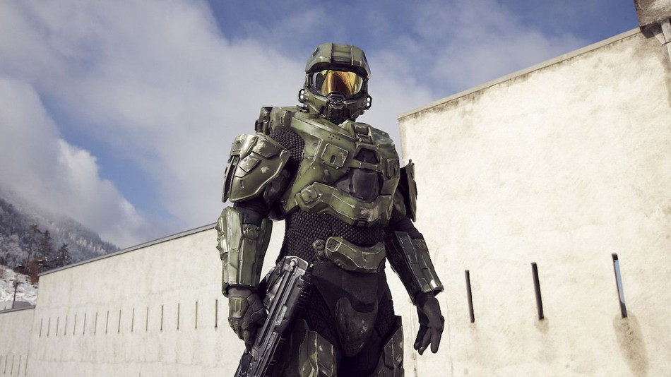 Showtime orders 10-episode live action Halo TV series