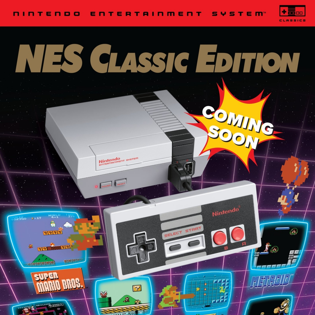 The NES Classic is back in stores  Here's how to get it - TechSpot