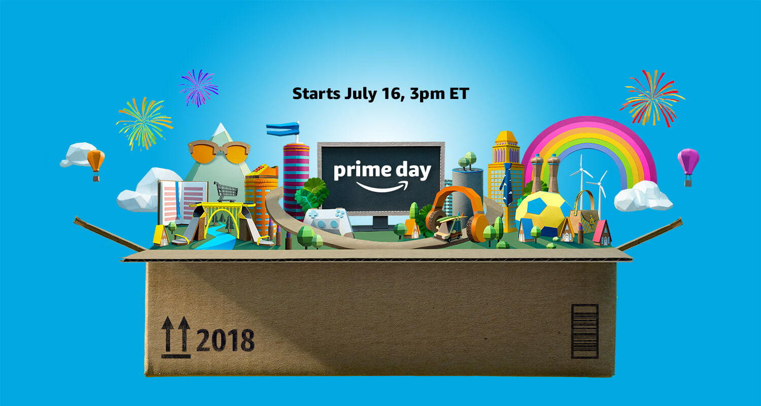 Prime Day returns on July 16th, deals are starting now