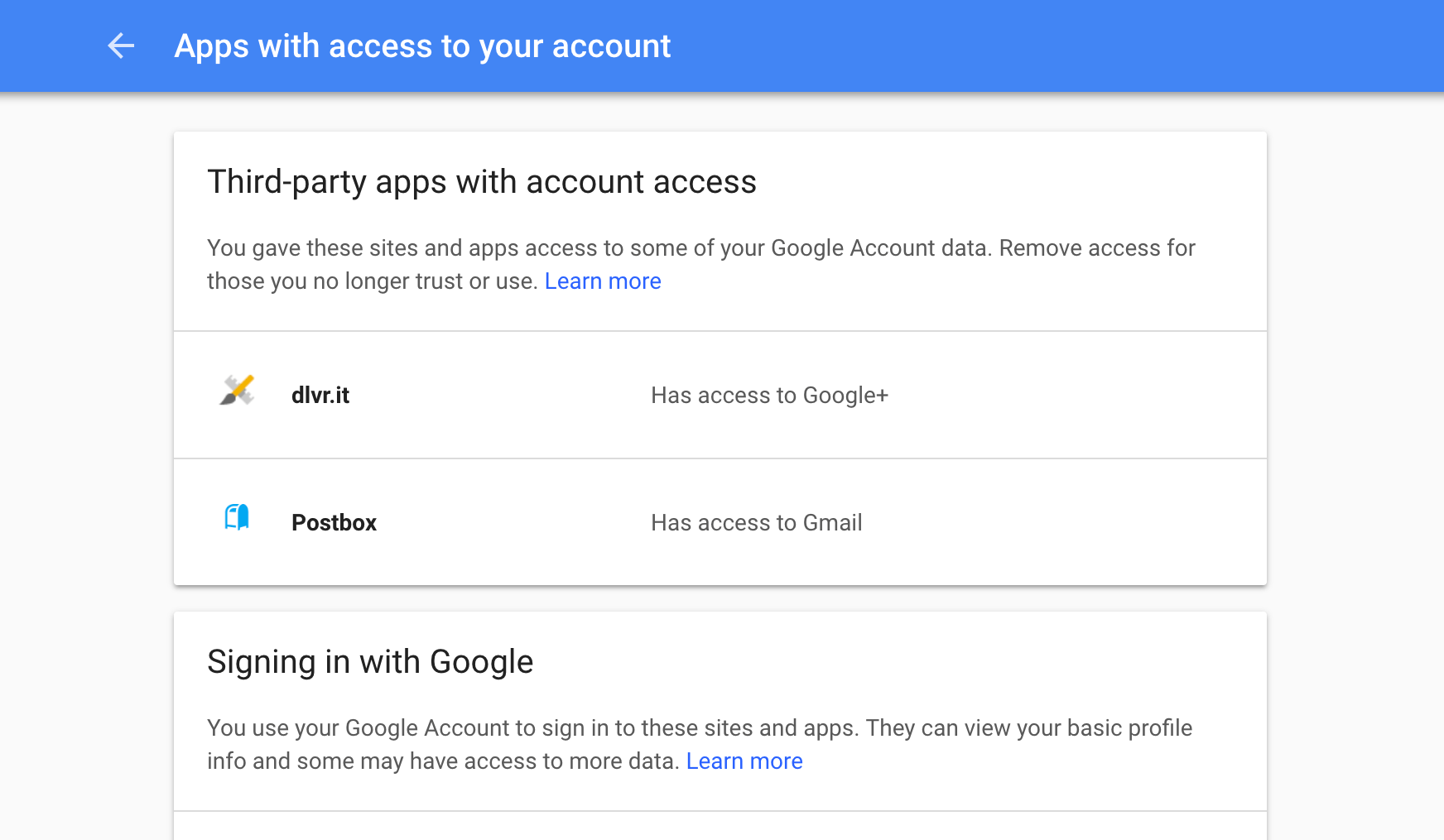 Access My Gmail Inbox gmail and other services let third parties read users