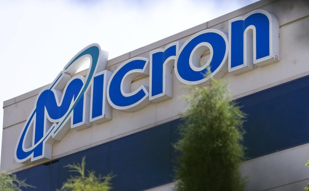Micron Chip Sales Banned In China