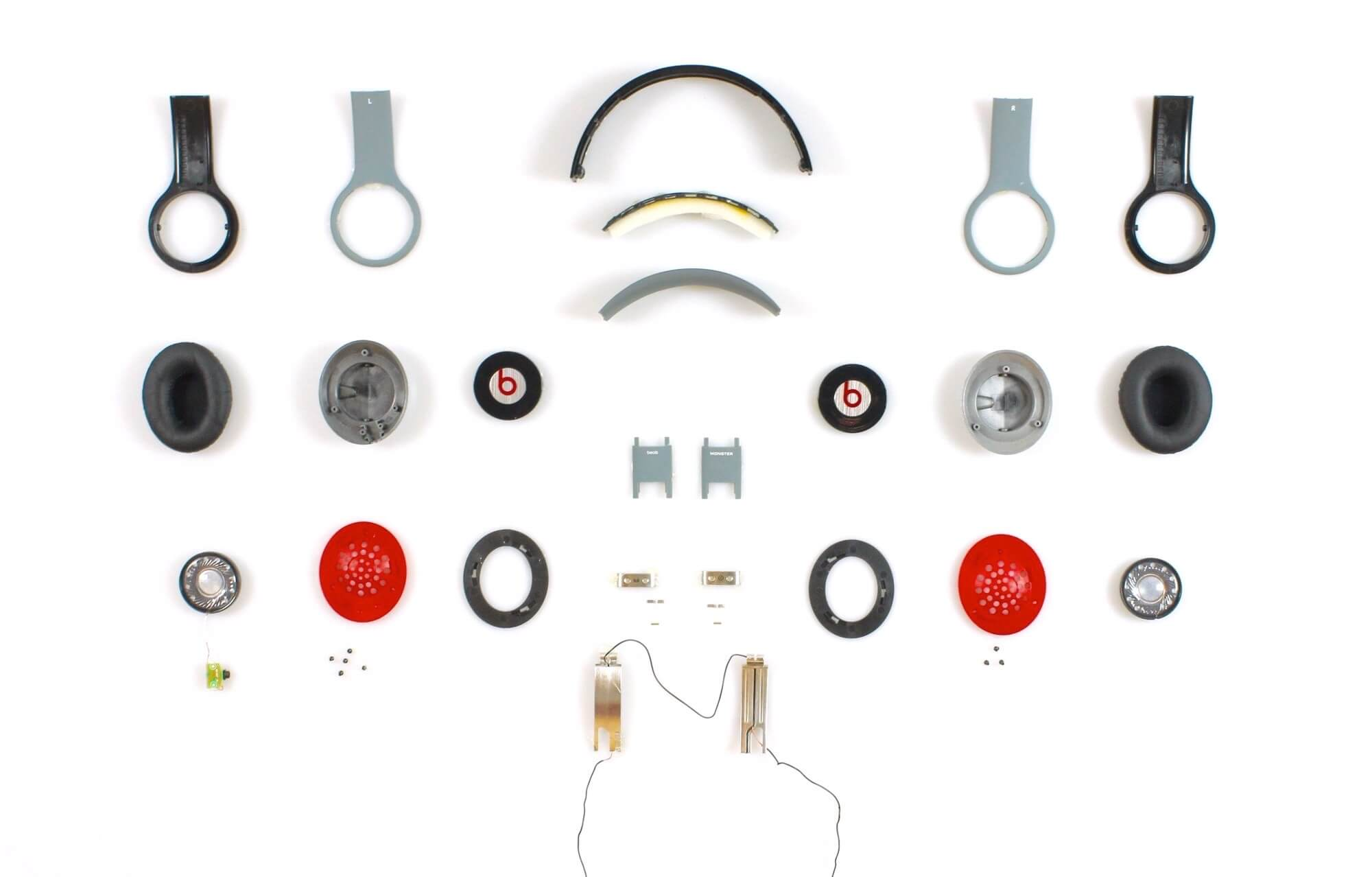 200 Beats Headphones Actually Cost Just 18 To Make Techspot Headphone Jack Wiring Diagram For Example The Two Speakers Included In Solo Hd Arguably Most Important Components An Estimated 180 Total