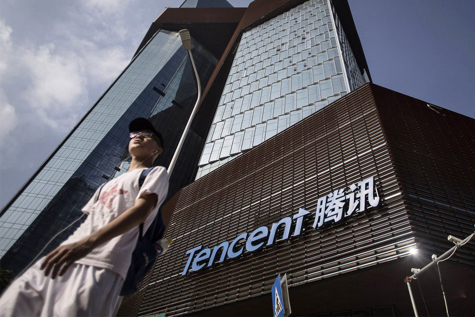 Tencent wants to bring its streaming music service to the US