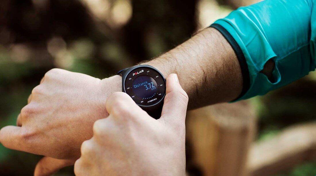 Polar Fitness Trackers Reveal All About Military Personnel