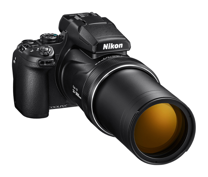 Nikon P1000 gets you up close with 125x optical zoom