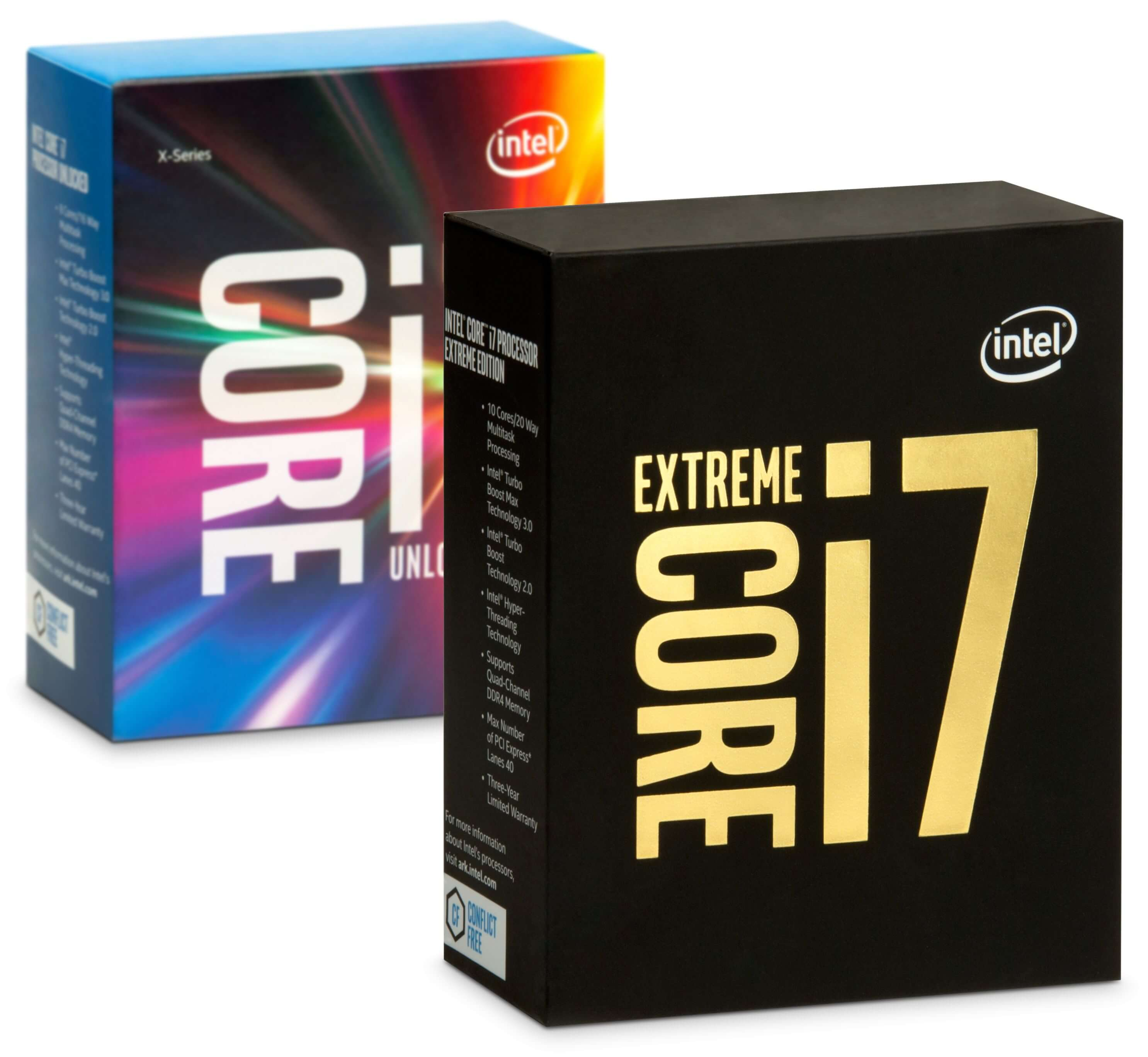 Intel may drop extreme edition branding from its high end cpus.