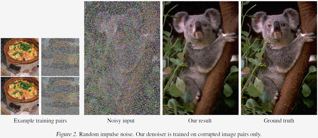 Nvidia AI can remove noise and artifacts from grainy photos