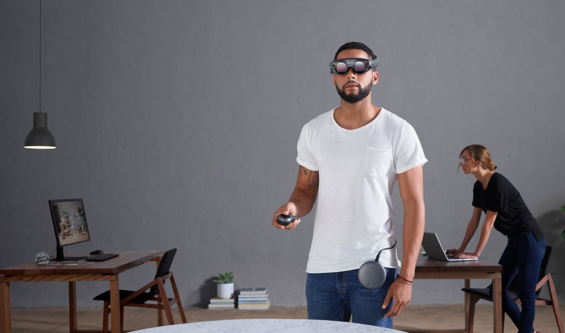 Magic Leap mixed reality headset could finally go on sale within weeks
