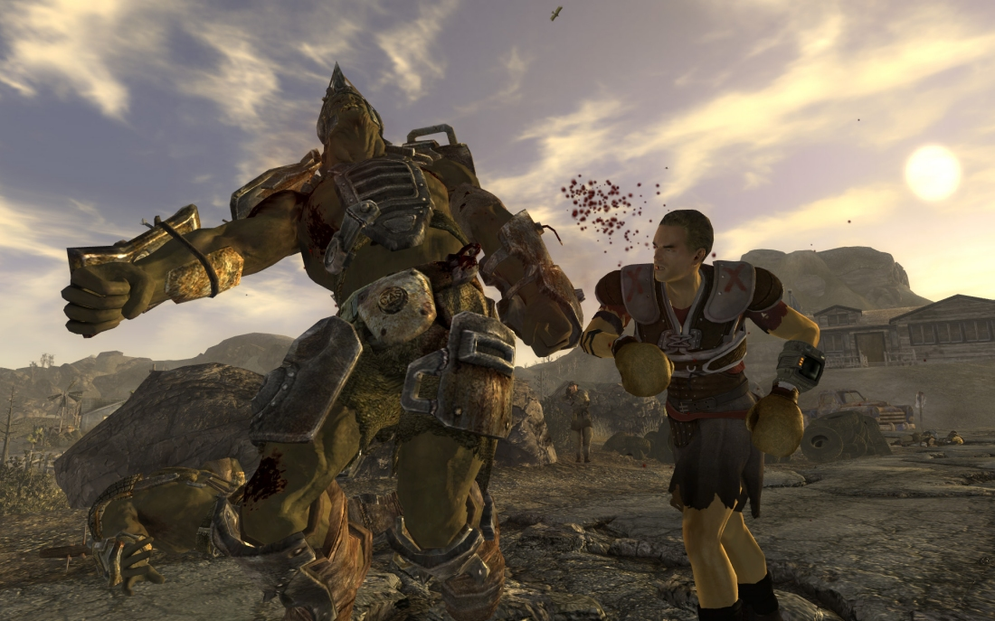 Fallout: New Vegas player beats game on max difficulty without dying or killing anyone