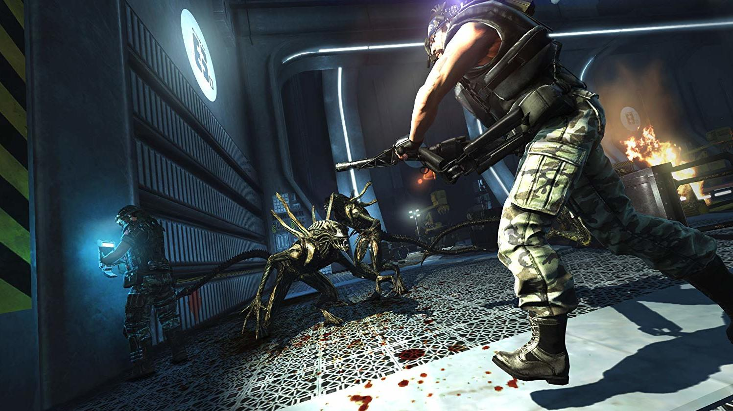 Aliens: Colonial Marines sucked because of this one-letter coding typo