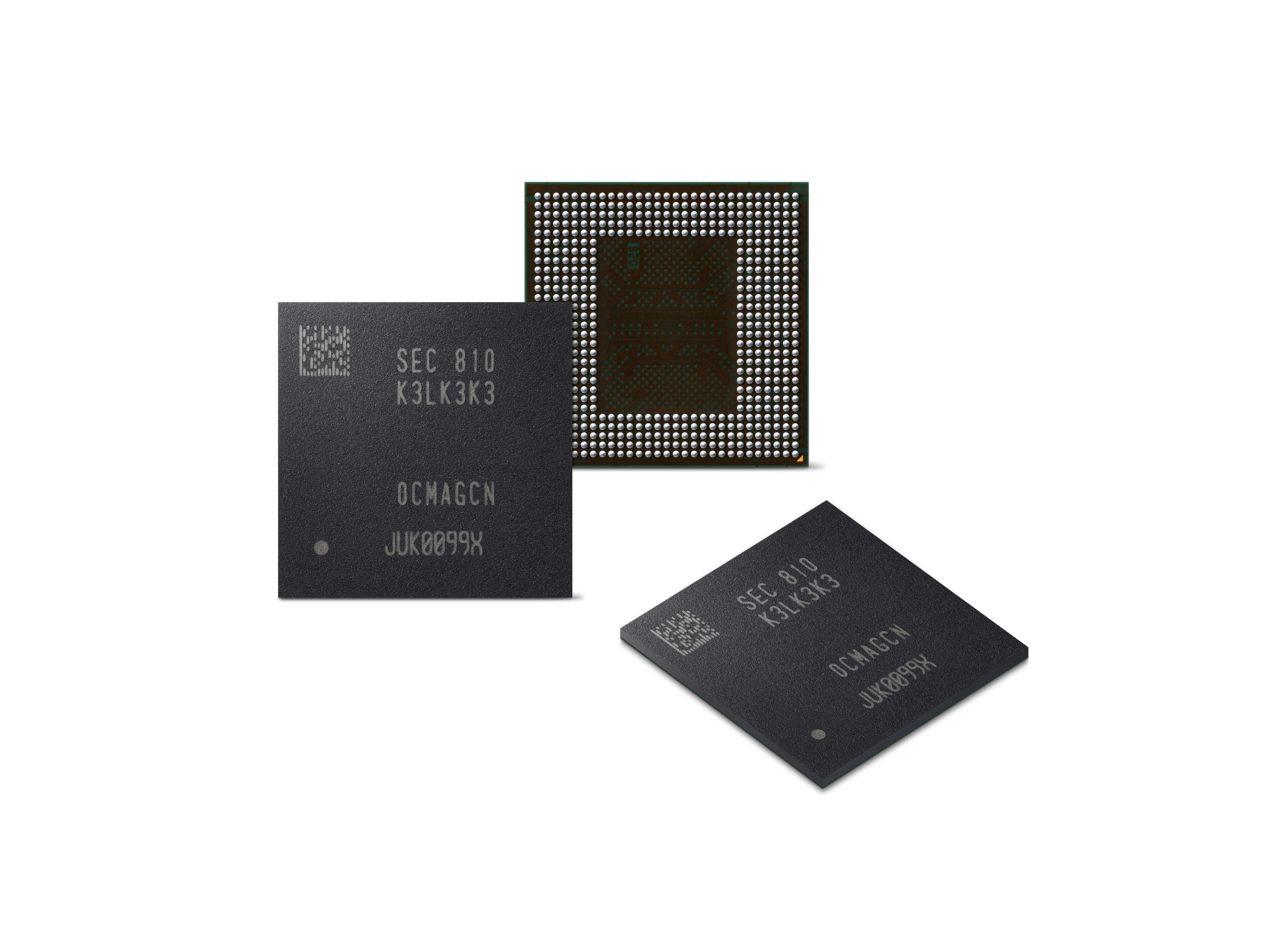 Samsung Announces 8-gigabit LPDDR5 DRAM with Greatly Reduced Power Consumption