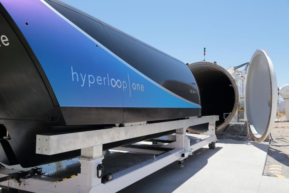 however that track wont be finished until sometime in 2020 and hyperloop tt clearly isnt waiting around for that day to come