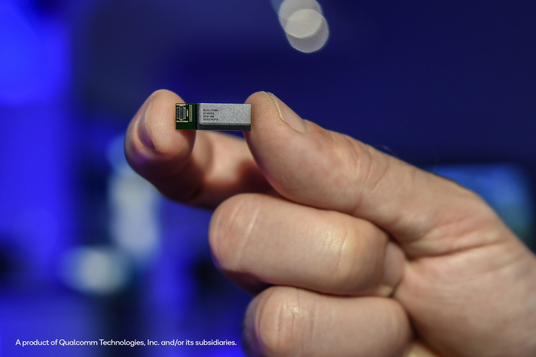 Qualcomm Intros 5G Antenna For Higher-Speed Smartphones 07/23/2018