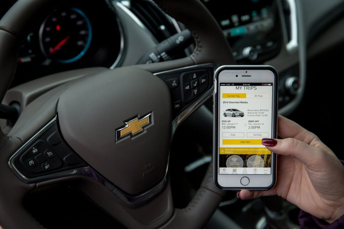 GM will let you rent out your vehicle with its new 'Peer Cars' program