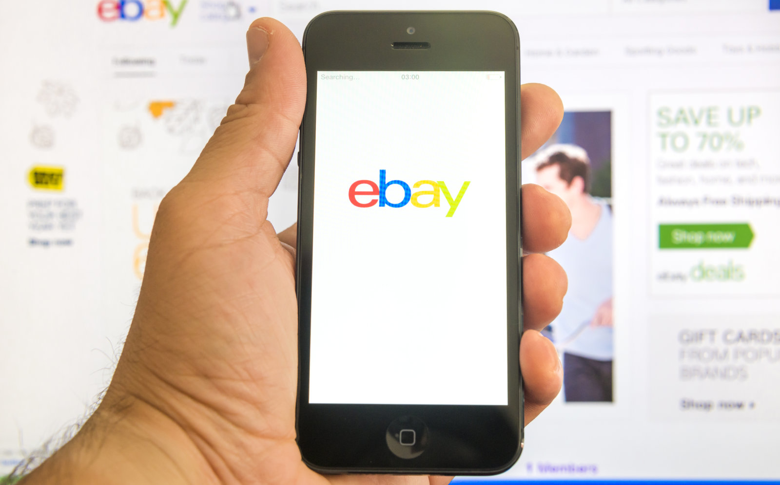 eBay is adding support for Apple Pay, partners with Square