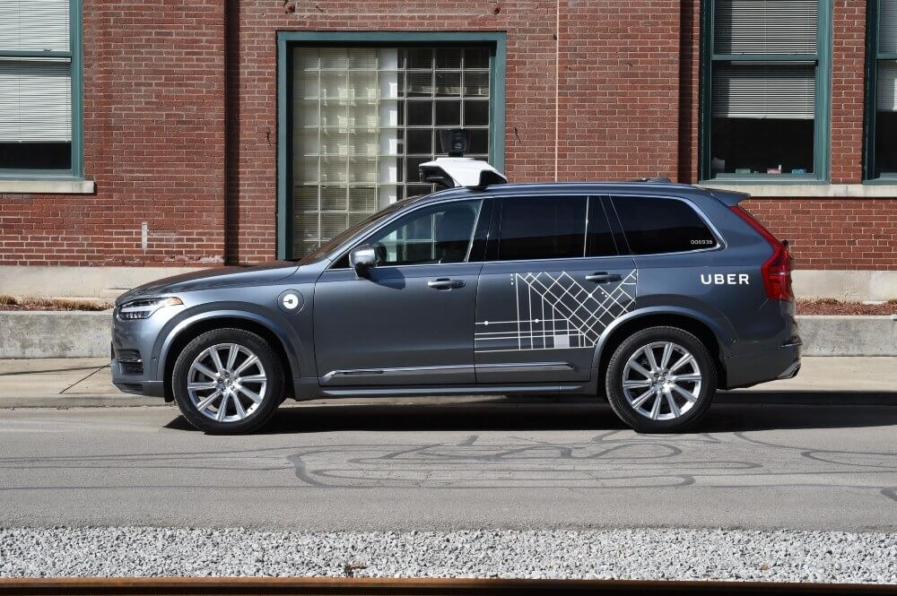 Uber reboots autonomous vehicle tests with an emphasis on safety following fatal crash