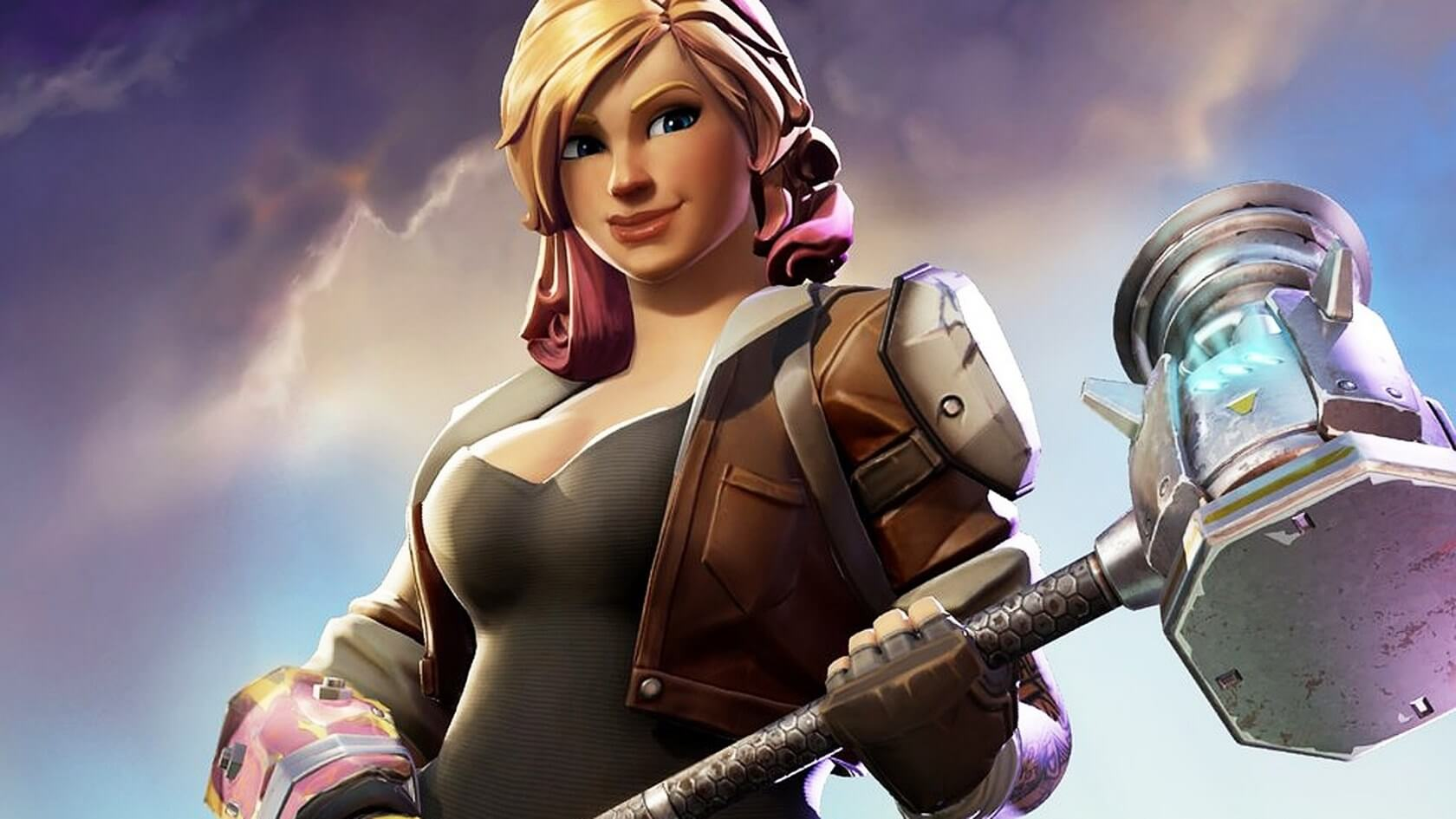 New Fortnite hotfix reins in the compact SMG