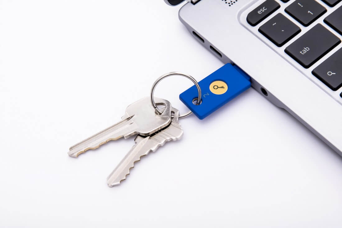 Google is launching its own USB-based hardware security keys