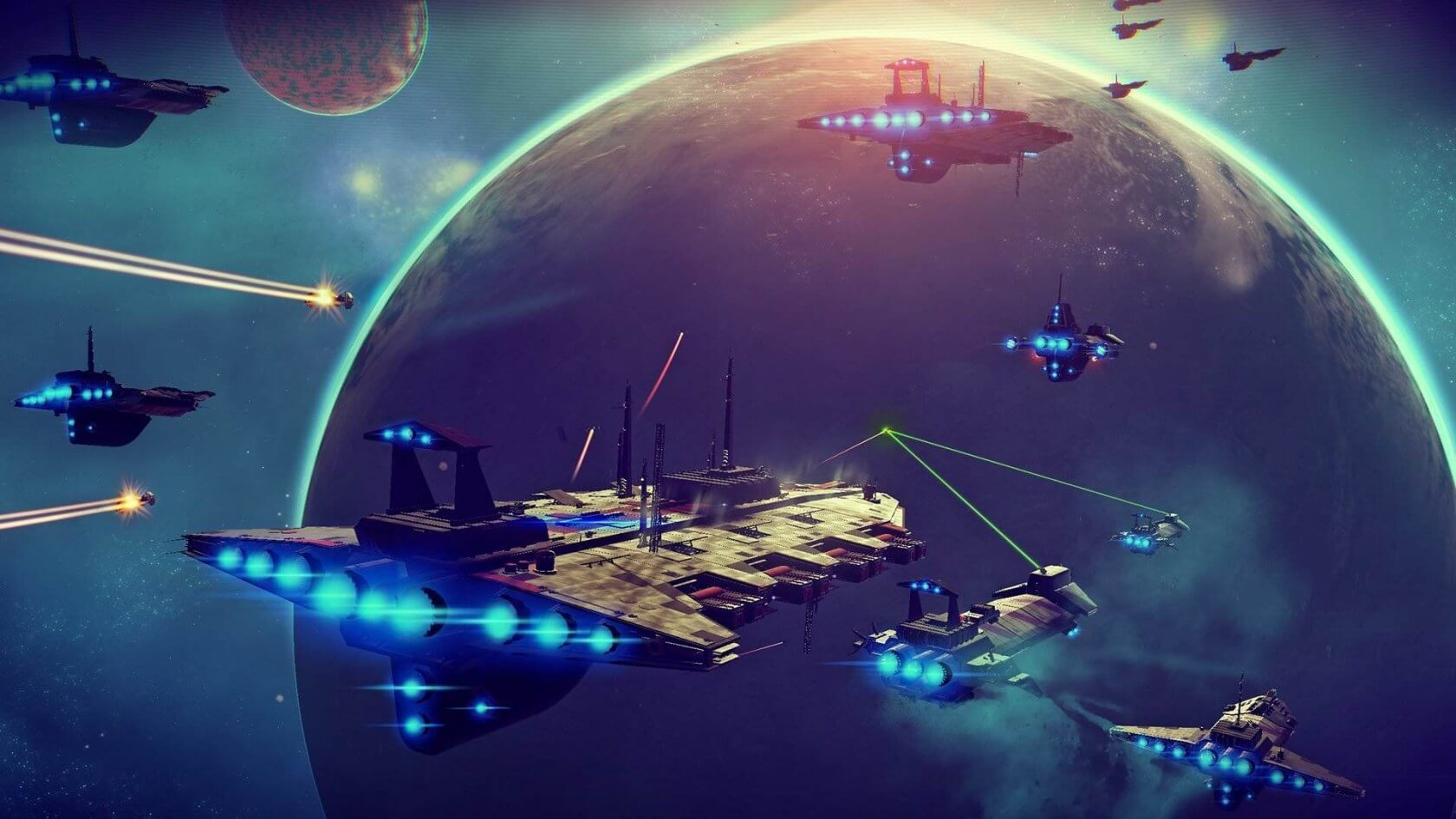 GOG's version of No Man's Sky is missing multiplayer