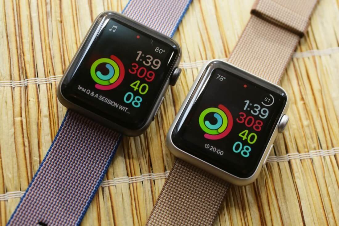 Apple Watch sales are up but it's losing marketshare