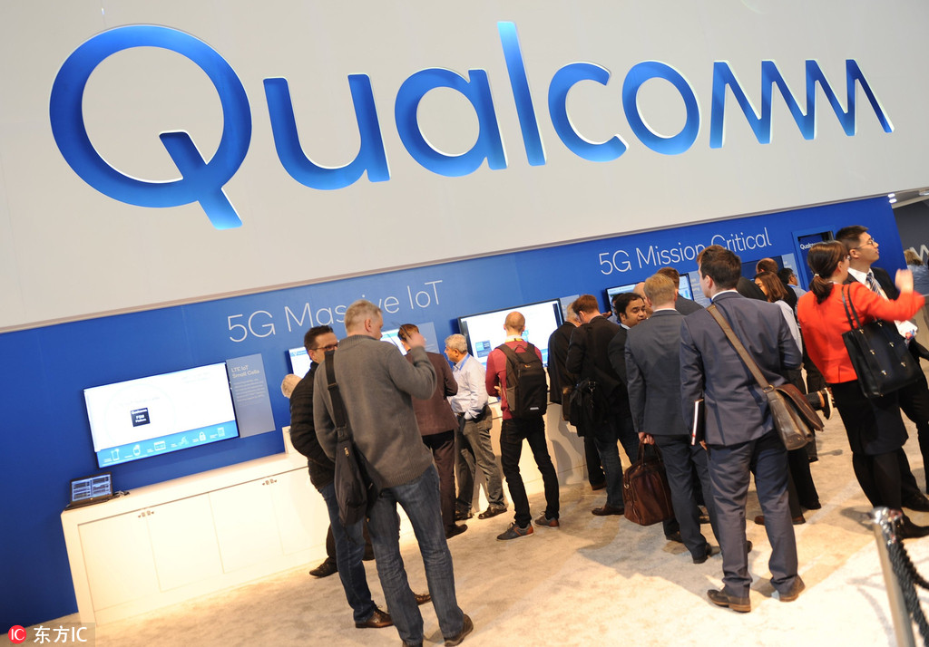 Qualcomm, NXP Semiconductors deal collapse example of trade war impact