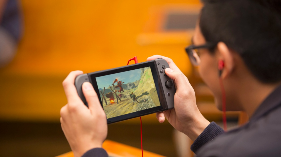 Nintendo has sold nearly 20 million Switch consoles since launch