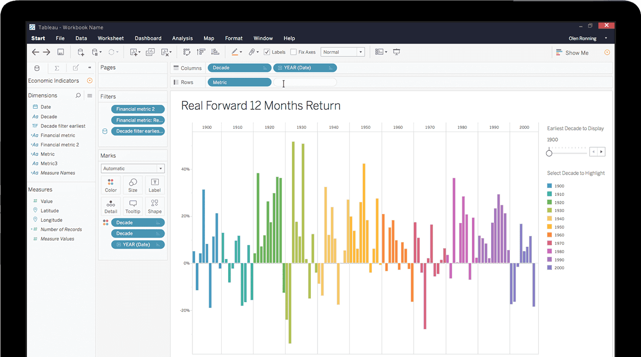 Learn Tableau and master the most powerful data science program ever