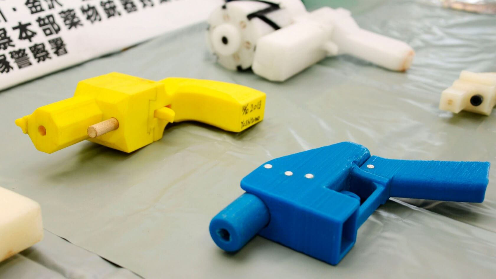 Judge temporarily blocks download of 3D-printed plastic gun plans