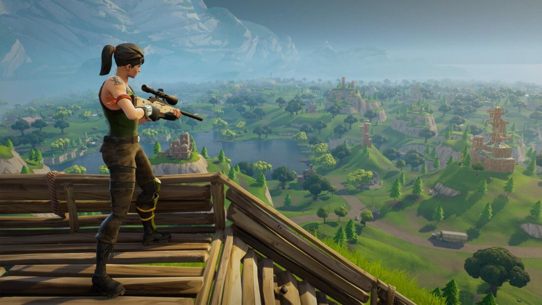 Fortnite's Android release will dodge the Google Play Store
