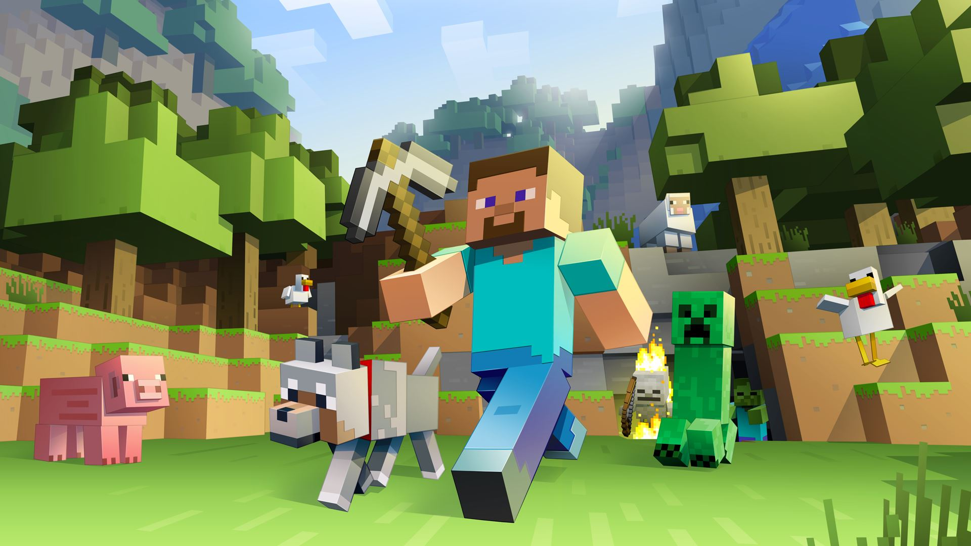 Rob McElhenney No Longer Directing The Minecraft Movie