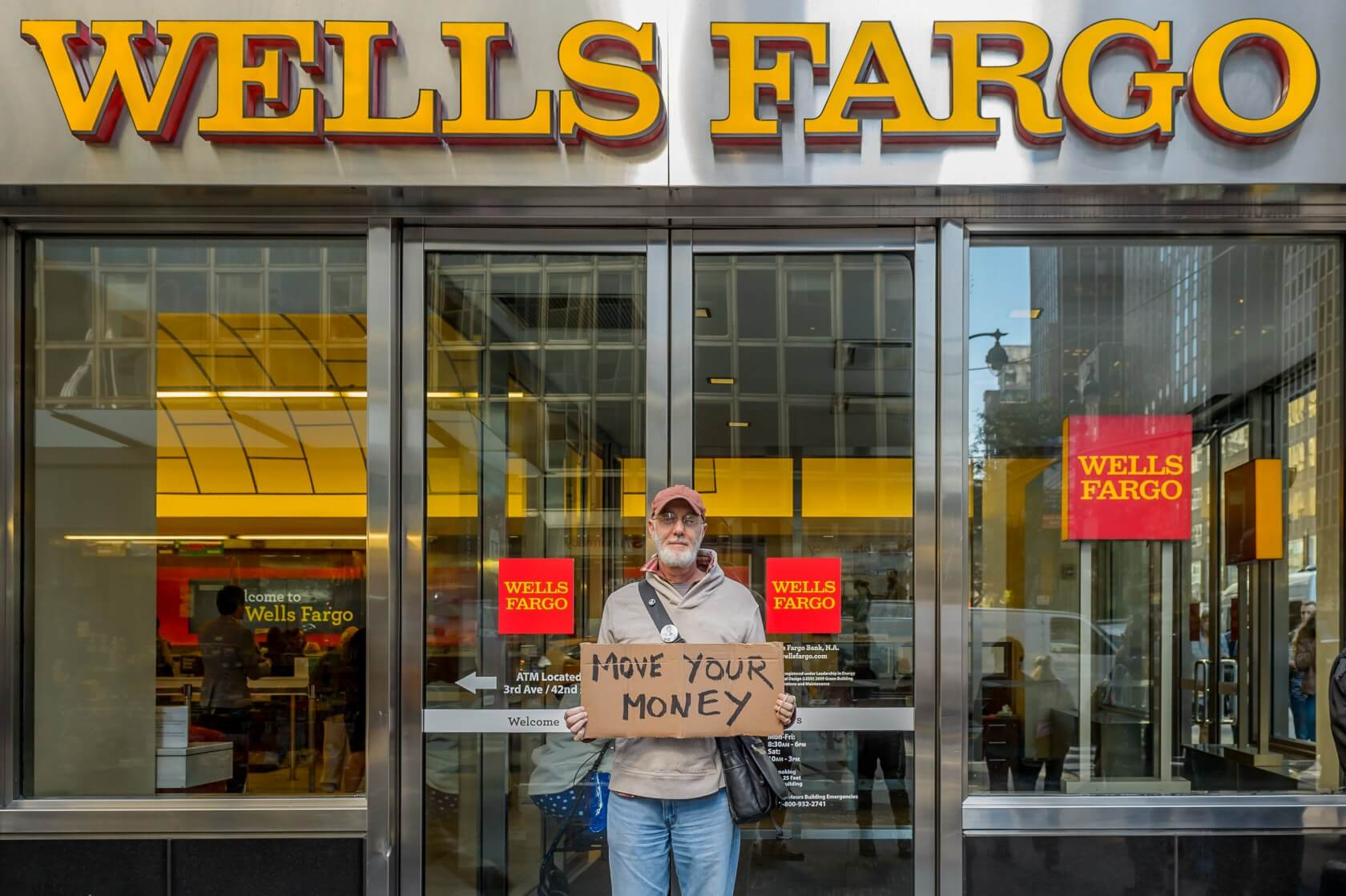 Hundreds of Wells Fargo customers lost their homes due to a