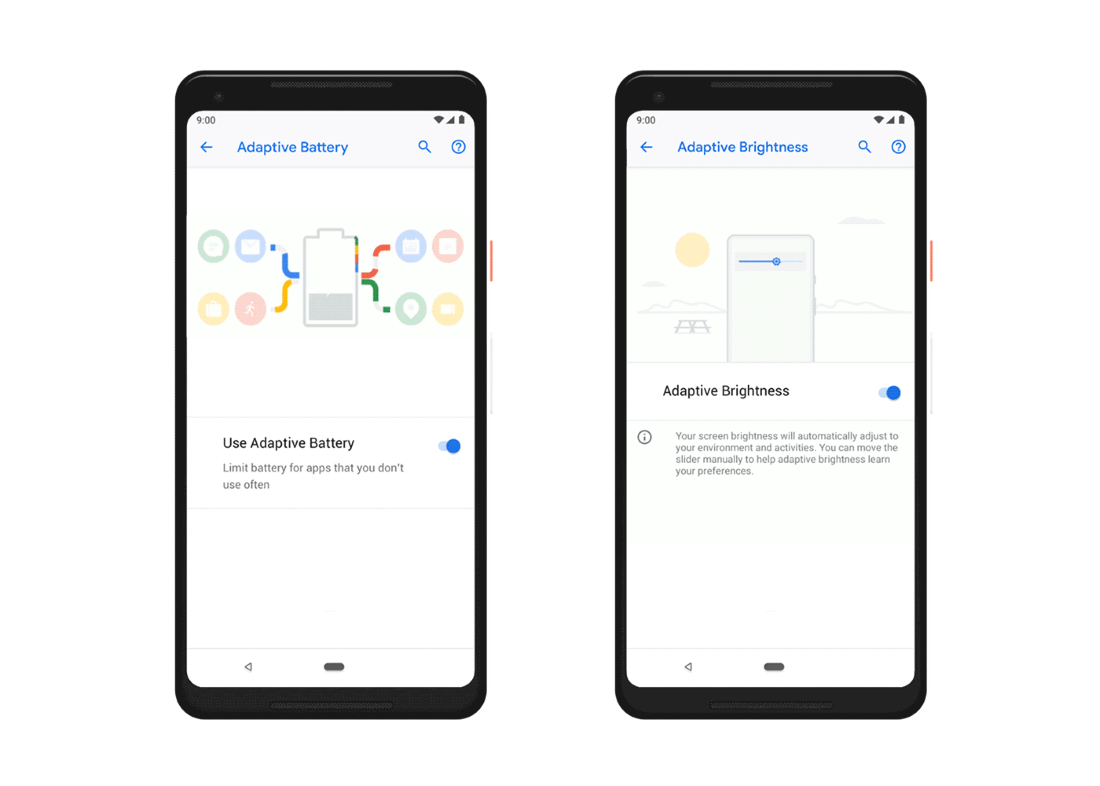 Android 9 'Pie' has officially launched with a focus on artificial
