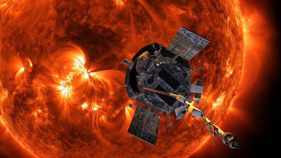 """NASA spacecraft set to """"touch"""" the sun launches this Saturday"""